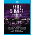 HANS ZIMMER LIVE IN PRAGUE BLU-RAY ALL REGIONS NEW