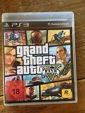 grand The Ft Auto / V Five / Sony PlayStation 3  Ab 18 J
