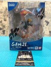 Sanji Diable Jamble One Piece Figuarts Zero Figure bandai Originale Sigillata