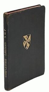 Completorii Libellus Juxta Ritum S. Ordinis Praedicatorum Reverendissimi Patri..