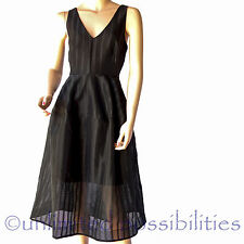 PORTMANS SIGNATURE On A Glamorous Night Gown Dress Black New Size 10 Tags