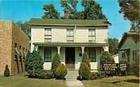 Postcard Home Of William Jennings Bryan, Salem, IL