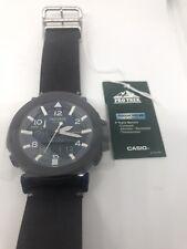 Casio Pro Trek Night Safari Triple Sensor Tough Outdoor Rugged Watch