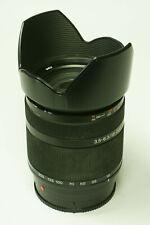 Sony DT Zoom 18-200/3,5-6,3  mit Sony / Minolta AF-Bajonett incl. Blende