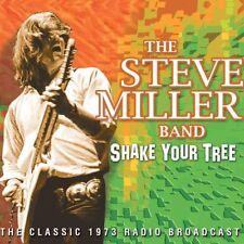 Shake Your Tree, The Steve Miller Band CD   0823564628523   New