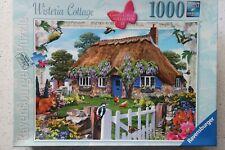 "Ravensburger ""Wisteria Cottage"" 1000 pc Jigsaw"