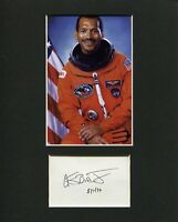 Charles Bolden Jr NASA Director & Astronaut Space Signed Autograph Photo Display