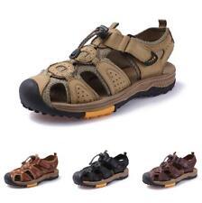 Men's Summer Beach Slingbacks Sandals Shoes Hollow out Outdoor Walking Sports D