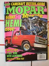 Mopar Muscle Magazine February / March 1992- Giant Hemi Issue