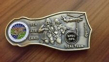 Navy SEALS Sniper Special Forces challenge coin Seal Team