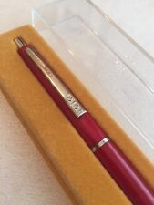 VINTAGE PAPER MATE RED CT BALLPOINT PEN-USA-BOXED-NR MINT