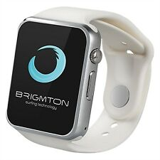 Smartwatch Brigmton Bwatch-bt4 Sim B blanco