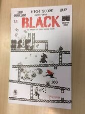 BLACK # 4 - Donald Trump / Donkey Kong cover - Khary Randolph - BLACK MASK