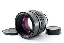*Mint* Nikon Nikkor Ais Ai-s 105mm F/1.8 Portrait Telephoto MF Lens From JAPAN