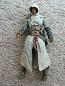 """Assassins Creed Altair Neca Player Select Action Figure 7"""" Incomplete"""