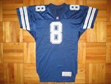 1993 Authentic Cowboy Troy Aikman jersey M APEX One BL