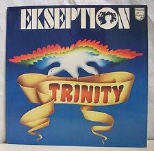 """33 tours EKSEPTION Disque Vinyl LP 12"""" TRINITY - PHYLIPS 6423056 Frais Reduit"""