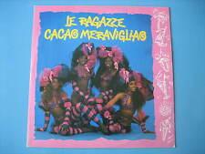 """RAGAZZE CACAO MERAVIGLIAO """"Estao Meravigliao"""" MIX 12"""" PERFETTO! - SIGLA TV"""