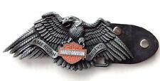 American Legend Eagle HD Biker Belt Buckle-Motorcycle-Solid-11-Motorbike