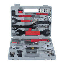 44-tlg. Fahrrad Reparaturwerkzeug Set Werkzeugkoffer Bike Reparatur Werkzeug HH-