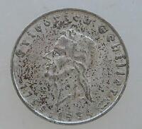 Coin Münze 2 Reichsmark Friedrich Schiller 1934 F Silber 3. Reich J. 358 .