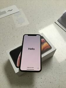 apple iphone xs 64gb gold Excellent Condition