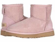 UGG Australia Classic Mini II Boots Pink Women   Size 8
