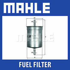 Mahle Fuel Filter KL79 - Fits Audi, VW, Seat - Genuine Part