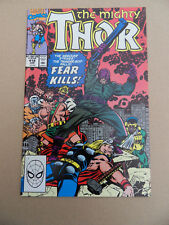 Thor 418 . Marvel 1990 .VF