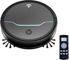 NEW Bissell EV675 Black Robot Vacuum Cleaner for Pet Hair w/ Self-Charging Dock