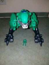 Power Rangers Movie (CUSTOM DRAGON ZORD & GREEN TOMMY) Action Figure