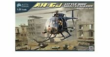 Kitty Hawk 1/35 AH-63 / MH-63 Little Bird Nightstalkers KTH50003