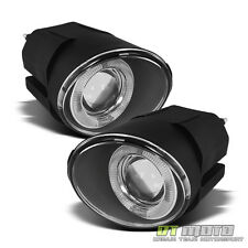 For 00-01 Maxima 01-04 Frontier 00-03 Sentra Halo Projector Fog Lights w/Switch