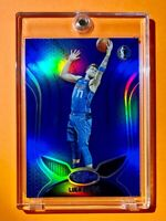 Luka Doncic RARE BLUE CERTIFIED PANINI REFRACTOR 2019-20 HOT INVESTMENT - Mint!