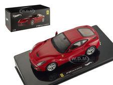 FERRARI F12 BERLINETTA RED 1/43 ELITE LIMITED EDITION MODEL CAR HOTWHEELS X5499