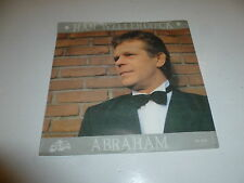 "HAN WELLERDICK - Abraham - 1988 Dutch 2-track 7"" Juke Box Vinyl Single"