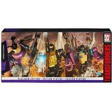Transformers Platinum G1 reedición Insecticons Nuevo