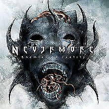 Enemies of Reality by Nevermore (CD, Nov-2005, Century Media (USA))