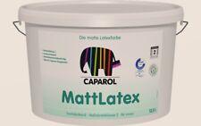 Caparol MattLatex Nassabrieb Klasse 2 Scheuerbeständigkeit DIN 53778 / 12,5L