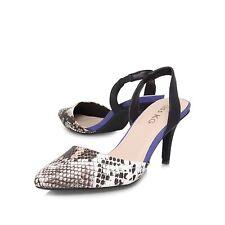 3709a1febbc1 Kurt Geiger Kg Black Suede Happy Killer Heel Shoes UK 3   5   6