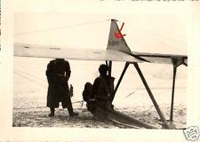 16481/ Originalfoto 7x10cm, Segelflieger Kirchberg I, Flugschule Kirchberg