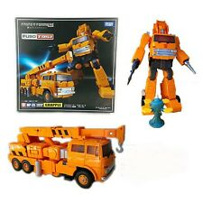 MP-35 MP35 GRAPPLE Transformers Masterpiece Action Figure Christmas Toy Gift