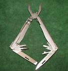 Buck Knives BUCKLITE Model 355 Multi-Tool Pliers, Knife, Srewdriver, USA