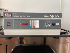 nuArc 26-1K Mercury Exposure System/Metal Halide - with floor stand