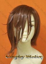 Captain Harlock Custom Styled Cosplay Wig_com632