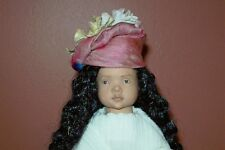 Ooak Shanti Indian Girl By Syracuse Ny Doll Artist Katrina Grey