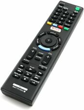 RMT-TX102U Replace Remote Control for Sony Bravia LED Smart TV With NETFLIX