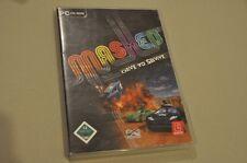 PC Game Spiel - Mashed Drive to survive - Deutsch komplett - CD-Rom