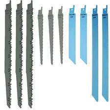20 Klingen Säbelsäge für Holz und Metall perfekt für Makita Bosch Ryobi Aldi Kit