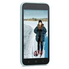 New HTC First - 16GB - Blue (AT&T) Unlocked GSM Facebook Smartphone